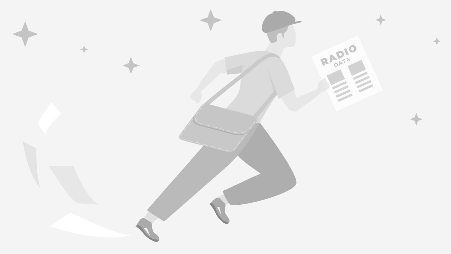 radius overnight radio data